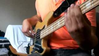 Don Blackman - Holding You, Loving You - Bass Cover