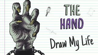 THE HAND | Draw My Life Ghost Stories for Winter