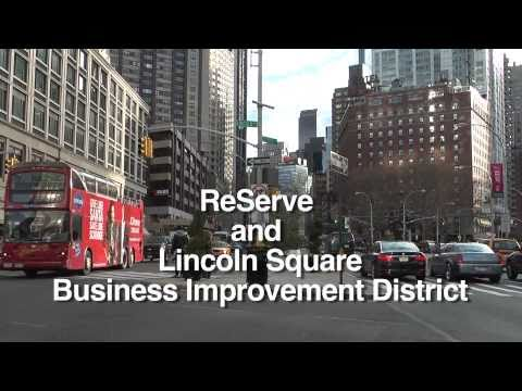 Connecting Generations: ReServists at Lincoln Square BID