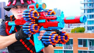 Nerf War: 10 Million Subscribers