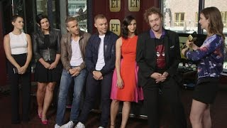 'Deadpool' Cast Gives Dirtiest Interview Ever at Comic-Con