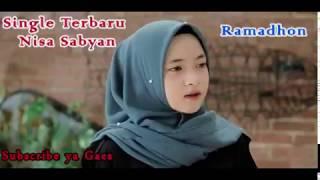 Lagu terbaru Nisa Sabyan Romadhon...