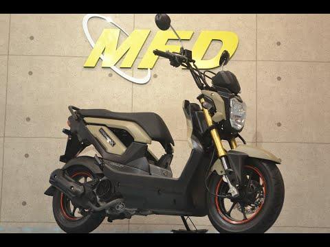 ズーマーX/ホンダ 110cc 兵庫県 モトフィールドドッカーズ神戸店(MFD神戸店)
