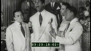 The Ink Spots Live Performance