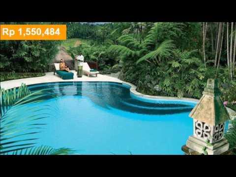 Video amandari hotel ubud bali indonesia | Jungle Retreat Ubud