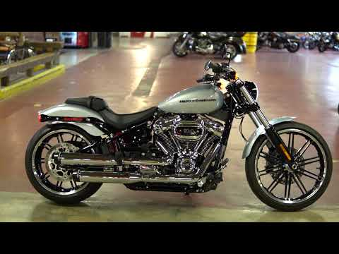 2020 Harley-Davidson Breakout® 114 in New London, Connecticut - Video 1