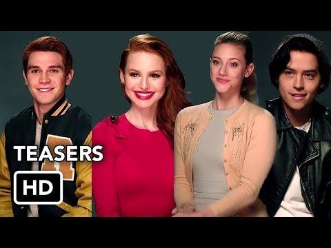 Riverdale Season 2 Teaser 'Yearbook Photos'