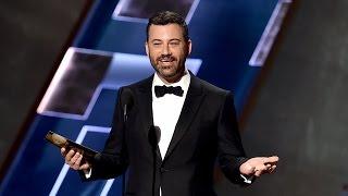 Jimmy Kimmel Will Host Primetime Emmys Again - Newsy