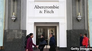 Abercrombie & Fitch Removing Logos From Its Clothing