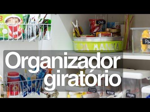 Sabe como arrumar o armário da cozinha? Aprenda agora!