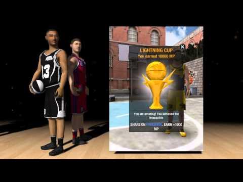 Video of Real Basketball