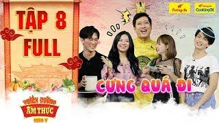 Thiên đường ẩm thực 5   Tập 8 Full: Ông Hoàng bấn loạn trước độ ngọt ngào của Đào Bá Lộc, Yến Tatoo