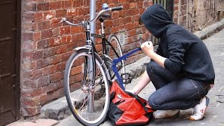 CYCLING TIPS: How To Prevent Bike Theft
