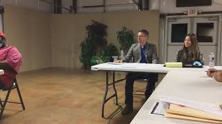 November 9, 2020 Coffee City Council Meeting