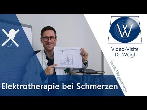 Elektrostimulation bei Schmerzen: Grundlagen der Elektrotherapie   Welche Stromformen gibt es?