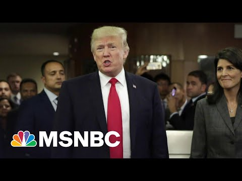 Nikki Haley Has A Muddled Message On Trump And Future Of GOP | Morning Joe | MSNBC
