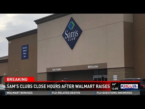 As Walmart soaked up praise on national TV, local news chronicled devastation of mass layoffs