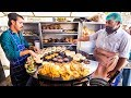 Street Food in Pakistan ULTIMATE WESTERN PAKISTANI Fast Food Tour Karachi Islamabad Lahore