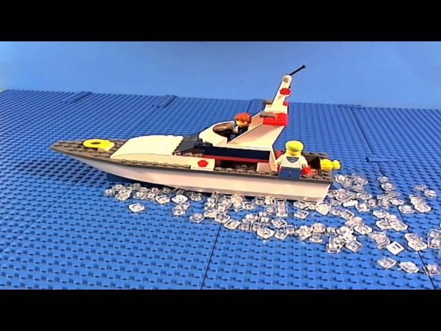 "LEGO® Super Heroes - Fan Video: ""Exploding Shark"""