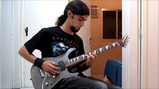 Wrath Within - Children of Bodom [Cover w/ Solos]