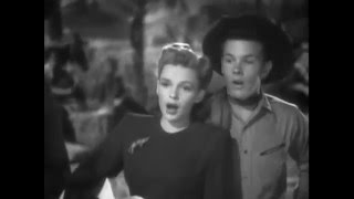 Bidin' My Time - Stereo - Judy Garland - Girl Crazy 1943 - Mickey Rooney