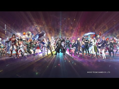 Warriors All-Stars: Tamaki Clan Trailer thumbnail