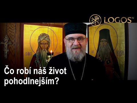 OTCOVIA PÚŠTE (418) Sv. Izák Sýrsky - Zrada nášho povolania