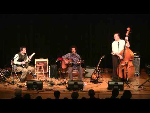 Dick Siegel and the Brandos ; When The Sumac Is on Fire