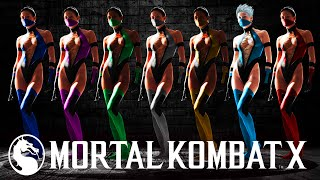 Mortal Kombat X: How To Get Alternate Color Costumes!