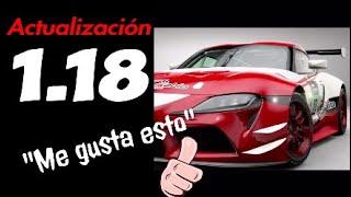 """Gran Turismo Sport - Impresiones actualización 1.18 - Pilotando Toyota Supra en """"Jardines"""""""