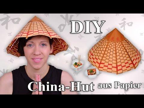 China Hut - Bastelanleitung
