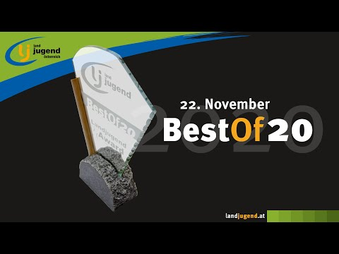 BestOf20 - Bundesprojektprämierung 2020