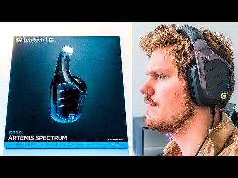 Logitech G633 Artemis Spectrum Review - Best Gaming Headset Today!?