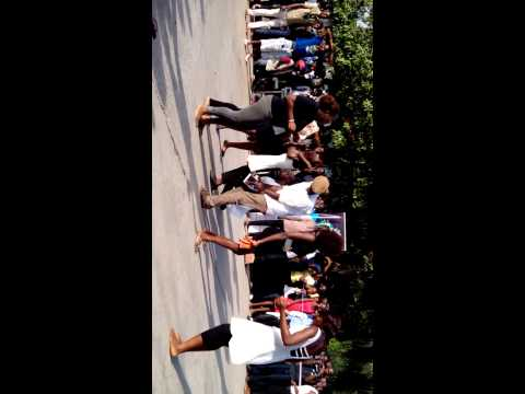 Unilag Babes Dance Openly