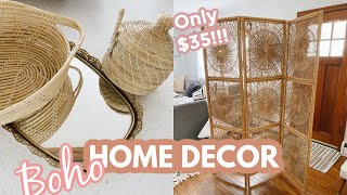 THRIFT WITH ME L Haul L Bohemian Home Decor L I CANT BELIEVE I FOUND THIS