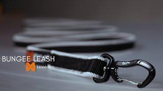 Non-stop dogwear Bungee Leash EN