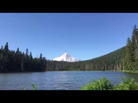 Video Of Mt Hood/Frog Lake, OR
