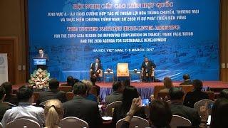 Tin Tức 24h: Khai mạc Hội nghị cấp cao Liên hợp quốc khu vực Á - Âu