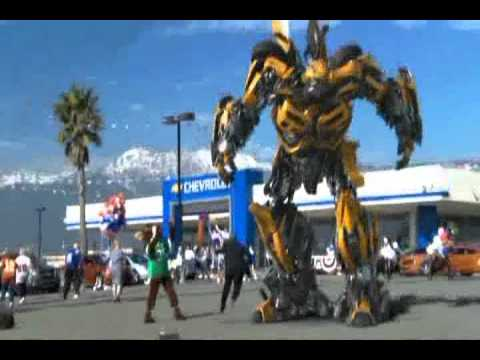 Chevy, and Chevrolet Commercial (2011) (Television Commercial)