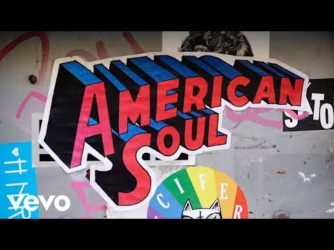 U2 - American Soul (Lyric Video)