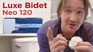 Luxe Bidet Neo 120 - Unbox, Demo, Review