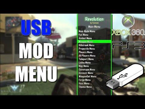 How To install Bo2 MOD MENU (WITH THE SECRET) PS3 NO
