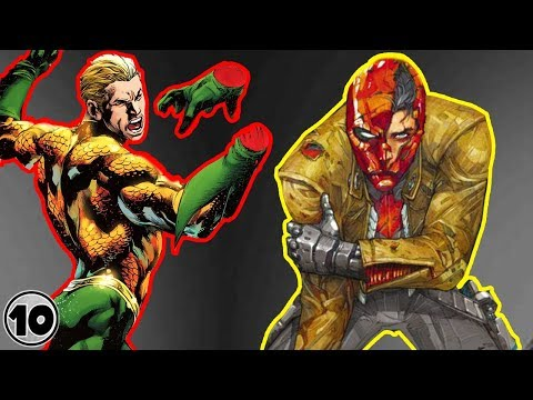 Top 10 Superheroes Who Lost