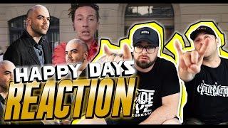 GHALI   HAPPY DAYS ( PROD . CHARLIE CHARLES ) | RAP REACTION | ARCADEBOYZ