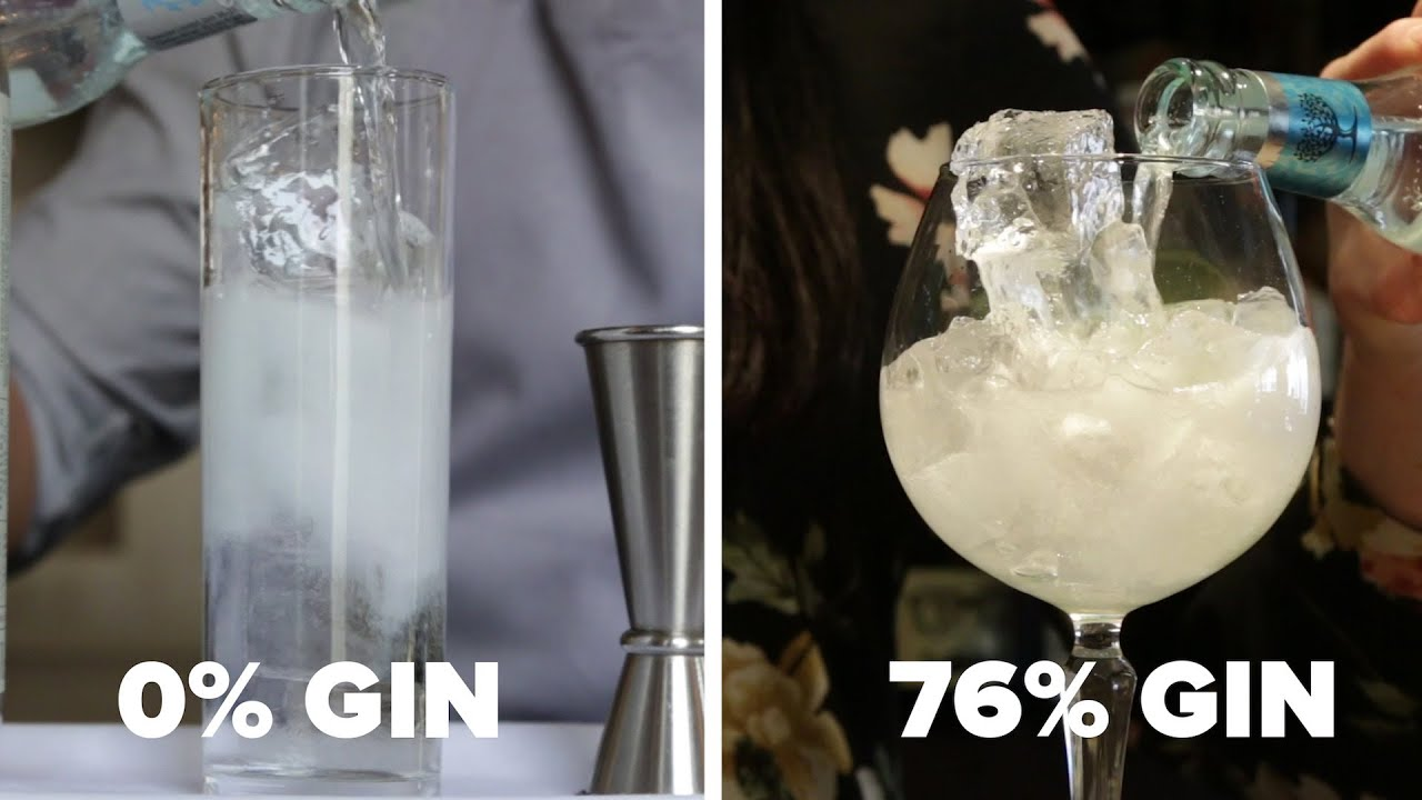 Alcohol-Free Gin Vs. The Strongest Gin In The World thumbnail