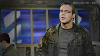 Stargate Universe - Dr. Daniel Jackson on the Hyperspace - Instructional (VO)