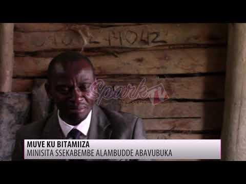 Minisita w'abavubuka e Mengo alabudde abavubuka ku biragalalagala