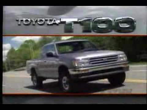 1995 Toyota T100 Video B