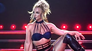 Britney Spears - Breathe On Me & Touch Of My Hand  From Las Vegas