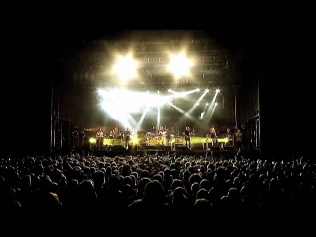 Big Bang – Girl In Oslo (live Øya Festivalen 2006)